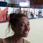 Ilaria Spinozzi - 10 classificata in combinata ai Campionati Italiani Fihp di Roccaraso 2014