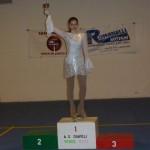 Morelli Maria Grazia - Campionessa Prov.le Uisp 2013 - 2° Liv. Deb. gr. C
