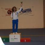 Campionessa Provinciale Uisp - 1° Livello Professional gr. B