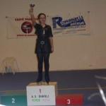 Campionessa Prov.le 2013 - 1° Livello Professional gr. A