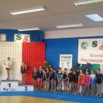 Alba Marconi - 13° classificata ai Campionati Italiani 2012