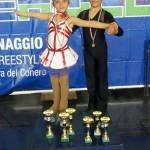 Alba (3° classificata specialità obbligatori, libero e combinata ai Campionati Reg.li FIHP 2012 nella categoria Giovanissimi A