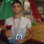 Alessandro Fratalocchi - Campione Italiano F.I.H.P. 2010 specialità Combinata