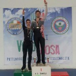 Alessandro Fratalocchi - Campione Regionale FIHP 2013 (Obbl. Lib. Comb.)