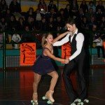 Alessandro e Arianna Vice Campioni Europei web