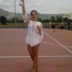 Angelica Giorgini - Campionessa Reg.le Uisp 2011