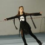 Ilaria Aureli - Vice Campionessa Prov.le U.I.S.P. 2011 - Es. Obbligatori