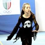 """Ilaria Aureli 2° class. Camp. Reg.li F.I.H.P. 2011 con """"il Fantasma dell'Opera"""""""