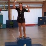 Aurora Castelletti 1° Class Regionali Uisp 2014