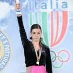 Deborah Prete - Campionessa Reg.le Fihp 2011 Es. Obbligatori e Combinata