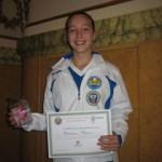 Ferrucci Francesca - Campionessa Regionale F.I.H.P. 2010 - Specialità: Obbligatori