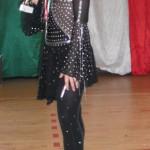 """Florinda terza a Montalto di Castro sulle note di """"Jesus Christ Super Star"""""""