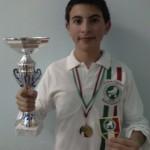 Gianfederico Cifaldi - Campione Italiano di Livello 2010 web