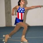 Benedetta è arrivata terza al Campionato Regionale F.I.H.P. 2010 nella specialità degli esercizi obbligatori.