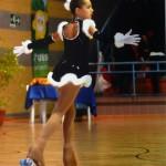 Ilaria Aureli ai Campionati Italiani di Montalto di Castro 2010