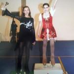 Irene Cappella - Campionessa Provinciale Uisp 2012