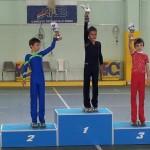 """Kevin Bovara - 1° class. Trofeo Int.le """"G. Filippini"""" - Misano 2013"""