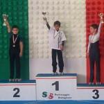 Kevin Bovara - Campione Italiano 2012 cat. Novizi Giovani
