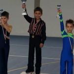 Kevin Bovara - Campione Regionale 2012 cat. Novizi Giovani
