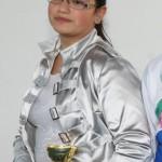 Mariasole fa parte dell'A.R.T. cioè degli atleti che partecipano ai gruppi spettacolo pur avendo smesso di fare attività agonistica.