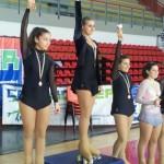 Martina Foschi - Campionessa Regionale Uisp 2012 - Es. Obbligatori