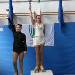 Martina Foschi - Campionessa Prov.le e Reg.le FIHP 2011 Es. Obbligatori