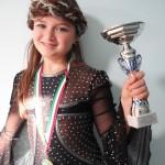 Sciarroni Florinda - 3° class. Campionati Italiani Livelli 2010