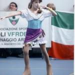 Stefania Camaioni - Campionessa Provinciale Uisp 2011 1° Livello Debuttanti gr. A
