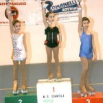 Alba Marconi - 1° class. Campionati Prov.li Uisp 2013
