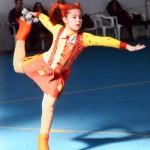 Asia Urbinati - 4° Class. Campionati Prov.li U.I.S.P. 2011 nel 1° Livello Deb. gr. A
