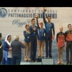 Ale e Arianna - Campioni Europei 2011