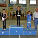Kevin vince la medaglia d'oro ai Campionati Italiani Aics 2012