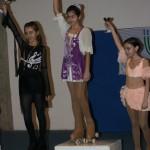 Ilaria Aureli - Vice Campionessa Prov.le e Reg.le F.I.H.P. 2011 negli esercizi obbligatori