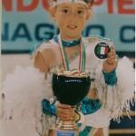 1993 Campionessa Italiana Fihp - Carpi
