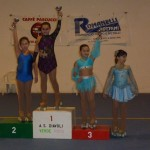 3° class. Campionati Prov.li Uisp 2013 nel 1° Livello Debuttanti gr. A