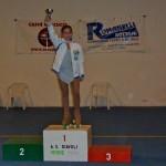 Campionessa Prov.le Uisp 2013 - 2° Livello Debuttanti gr. B