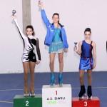 Giulia Ciotti 2° class. ai Campionati Prov.li Uisp 2013