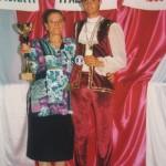 Michele Fratalocchi - Campione Italiano F.I.H.P. 1999 - Specialità Combinata