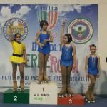 Silvia Ciotti - 2° class. ai Campionati Prov.li FIHP 2013 Cat. Esordienti Reg.li