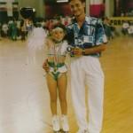 anno 1993 Romina vince il primo titolo italiano Fihp a Carpi