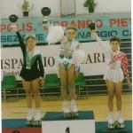 1993 Campionessa Italiana Fihp (Carpi)