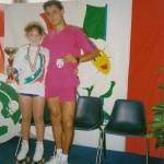 1995 Campionessa Italiana Uisp Esercizi Obbligatori (Bologna)