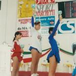 1996 Campionessa Italiana Uisp Esercizi Obbligatori (Suzzara)