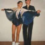 Pierantozzi Stefano - Campione Italiano F.I.H.P. 1999 specialità Coppia Artistico insieme alla partner Jonni Chantal