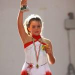 Silvia Ciotti - Campionessa Regionale Uisp 2012 specialità: Livelli
