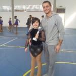 Sofia Fares - Campionessa Provinciale 2014 - 1° Livello Debuttanti A