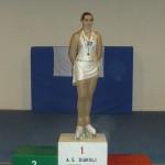 Martina Foschi - Campionessa Prov.le FIHP 2011 - Cat. Cadetti Es. Obbligatori