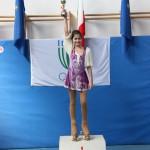 Alessia Giantomassi - Campionessa Provinciale Uisp Formula 3 A