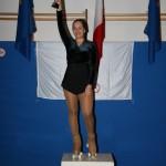 Angelica Giorgini - Campionessa Prov.le Uisp 2011 2° livello Deb. gr. B