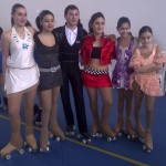 Martina, Benedetta, Gianfederico, Margherita, Alessia e Irene